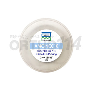 NiTi Closed coil Spring(ACME)